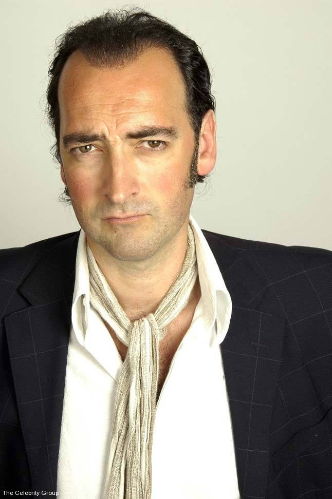 Alistair McGowan at Celebrity Group