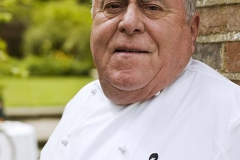 Albert Roux OBE at Celebrity Group