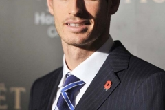 Andy Murray OBE at Celebrity Group