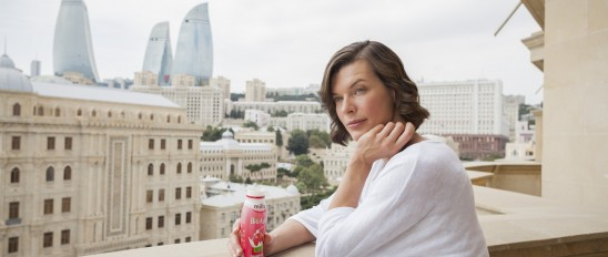 Milla Jovovich at celebrity.co.uk - celebrity agents
