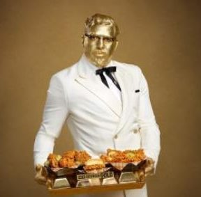 Billy Zane is new KFC celebrity colonel - feature at Celebrity Group