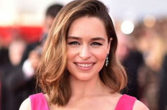 Emilia Clarke Named New Face Of Dolce Gabbana The Celebrity