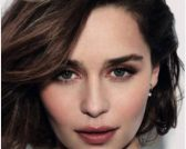 Emilia Clarke for Dolce & Gabbana feature at Celebrity Group