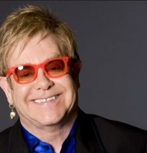 Elton John for Riedel feature at Celebrity Group