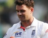 James Anderson for Thomas Cook feature at Celebrity Group