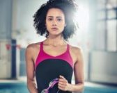 Nathalie Emmanuel for Speedo feature at Celebrity Group