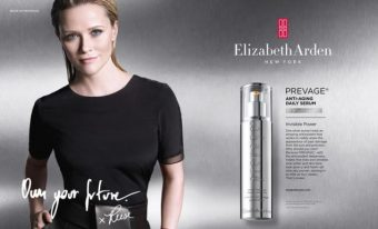 Reese Witherpoon for Elizabeth Arden