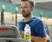 Aaron Paul for vitaminwater feature at Celebrity Group