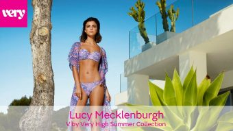 Lucy Mecklenburgh for very.co.uk