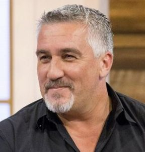 Paul Hollywood for Beechdean feature at Celebrity Group