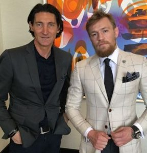 8fd38822231 Conor McGregor Launches Clothing Line with David August - The ...