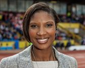Denise Lewis for Disney feature at Celebrity Group