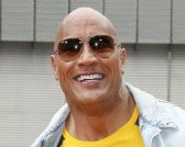 Dwayne Johnson for Apple feature at Celebrity Group