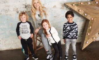 Fearne Cotton Teams Up With Boots To Launch Kids Range