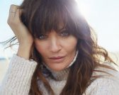 Helena Christensen for Lumity feature at Celebrity Group
