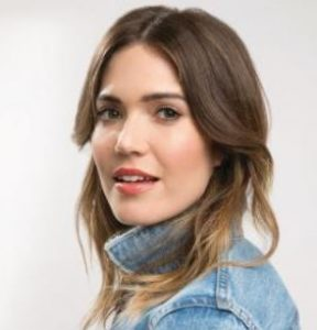 Mandy Moore for Merck feature at Celebrity Group