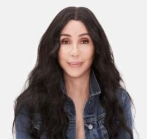 Cher for Gap feature at Celebrity Group