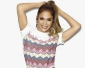Jennifer Lopez for Saks Fifth Avenue feature at Celebrity Group