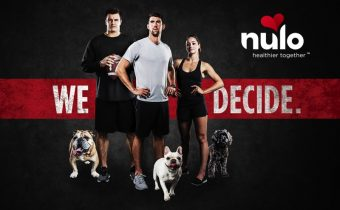 Michael Phelps for Nulo Pet Food