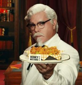 Ray Liotta for KFC feature at Celebrity Group