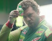 Danny McBride for Mountain Dew feature at Celebrity Group