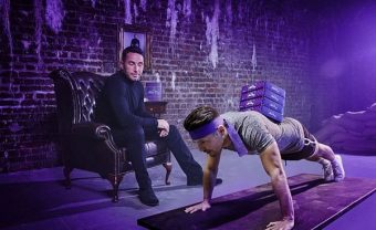 Mark Wright for Cadbury Milk Tray