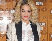 Rita Ora for Absolut feature at Celebrity Group