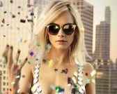 Cara Delevingne for Jimmy Choo feature at Celebrity Group