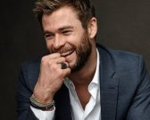 Chris Hemsworth for Jacob's Creek feature at Celebrity Group