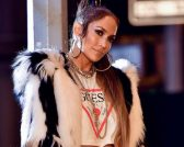 Jennifer Lopez for GUESS feature at Celebrity Group