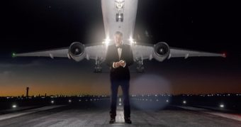 Jeremy Clarkson for Emirates Airlines