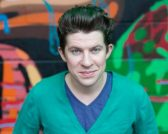 Justin Warner for Nintendo feature at Celebrity Group