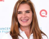 Brooke Shields for QVC feature at Celebrity Group