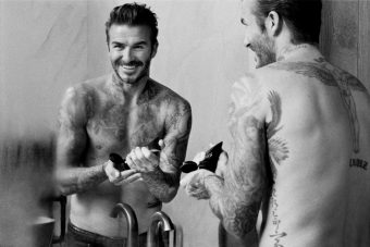David Beckham for L'Oreal
