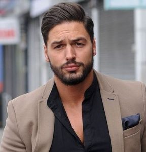 Mario Falcone for Poundland feature at Celebrity Group