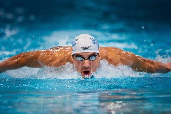 48d747cd9a Silk Partners with Michael Phelps - The Celebrity Group London