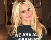 Britney Spears for Epic Rights feature at Celebrity Group