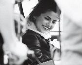 Selena Gomez for Coach feature at Celebrity Group