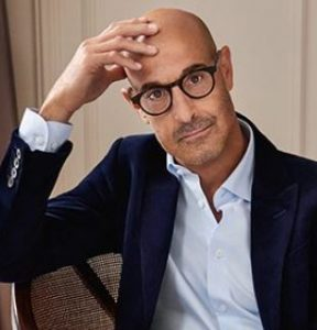 Stanley Tucci for Mandarin Oriental global ad campaign