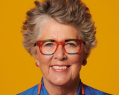 Prue Leith for Ronit Furst feature at Celebrity Group