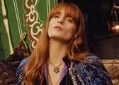Florence Welch for Gucci feature at Celebrity Group