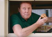 Harry Redknapp for GoDaddy feature at Celebrity Group