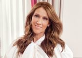Celine Dion for L'Oreal Paris feature at Celebrity Group