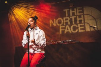 Ella Mai for The North Face