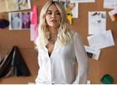 Rita Ora for Deichmann feature at Celebrity Group