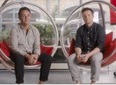 Ant and Dec for Santander feature at Celebrity Group