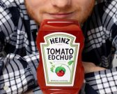 Ed Sheeran for Heinz feature at Celebrity Group