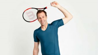 Greg Rusedski for ActivePosture