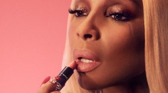 Mary J Blige for MAC Cosmetics