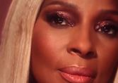 Mary J Blige for MAC Cosmetics feature at Celebrity Group